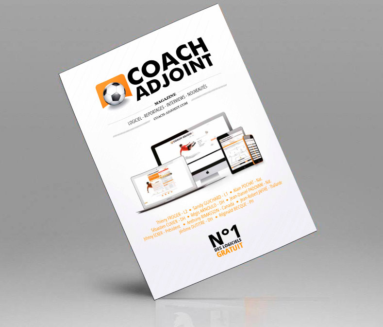 magazine coach adjoint